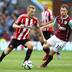 Burnley – Sunderland 17/1